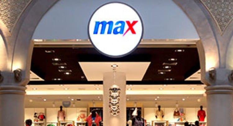 Max fashion Coupon Codes October 2020
